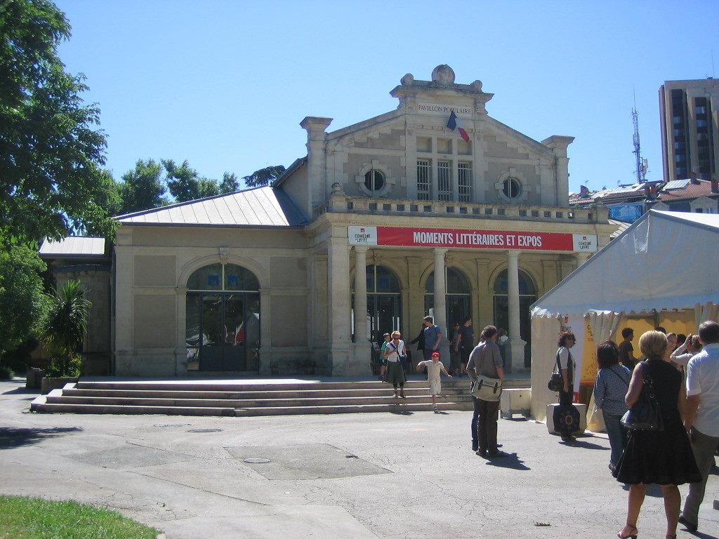 Comédie du Livre - mai 2011